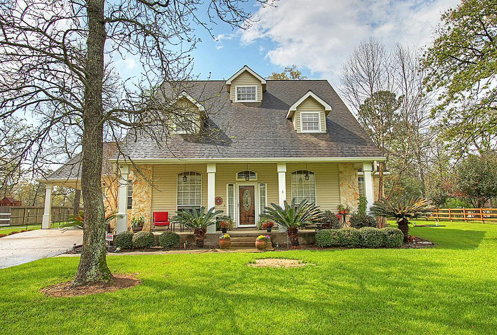 Sendera Ranch Magnolia Homes For Sale