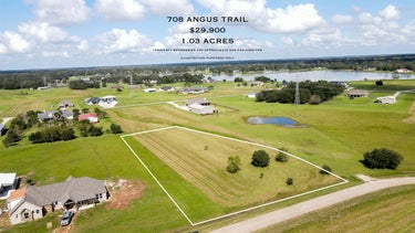 LND located at 708 Angus Trail Trail