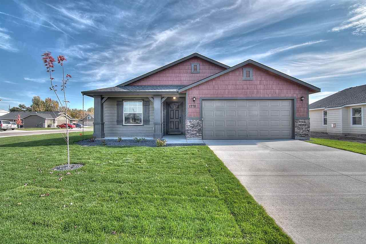 New Homes For Sale Nampa Id