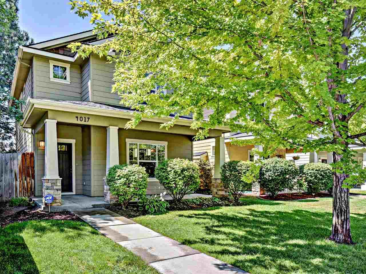 4017 w grover st boise id mls 98663384 better homes for Craftsman style homes for sale in boise idaho