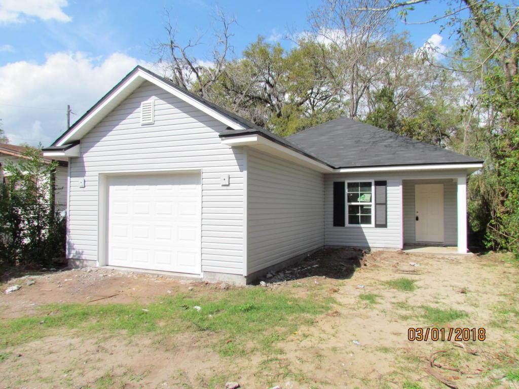 Lot 8 harris ave jacksonville arlington fl mls for Classic american homes jacksonville fl