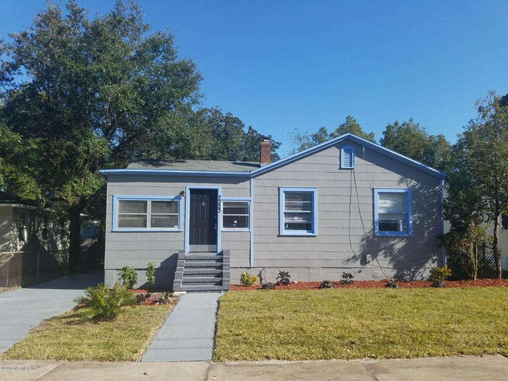 7323 WAKEFIELD AVE, JACKSONVILLE, FL — MLS# 912837 — ERA