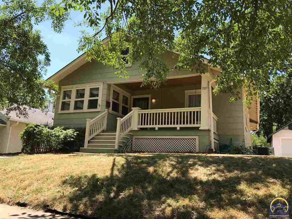 729 Sw Webster Ave, Topeka, KS — MLS# 202040 — Better Homes and ...