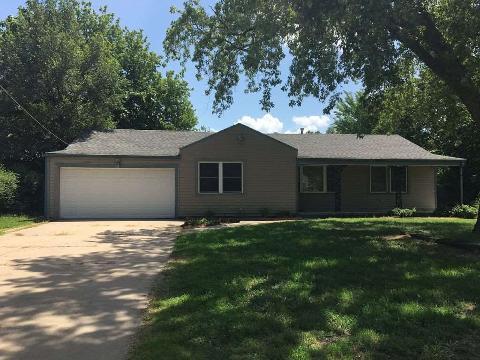 1144 N Gow St. Wichita, KS 67203