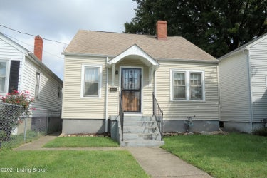 SFR located at 821 Brentwood Ave
