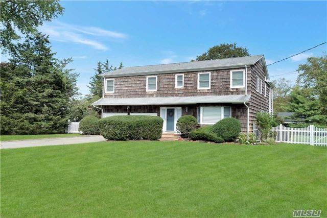 Address Withheld By Seller Hampton Bays Ny Mls