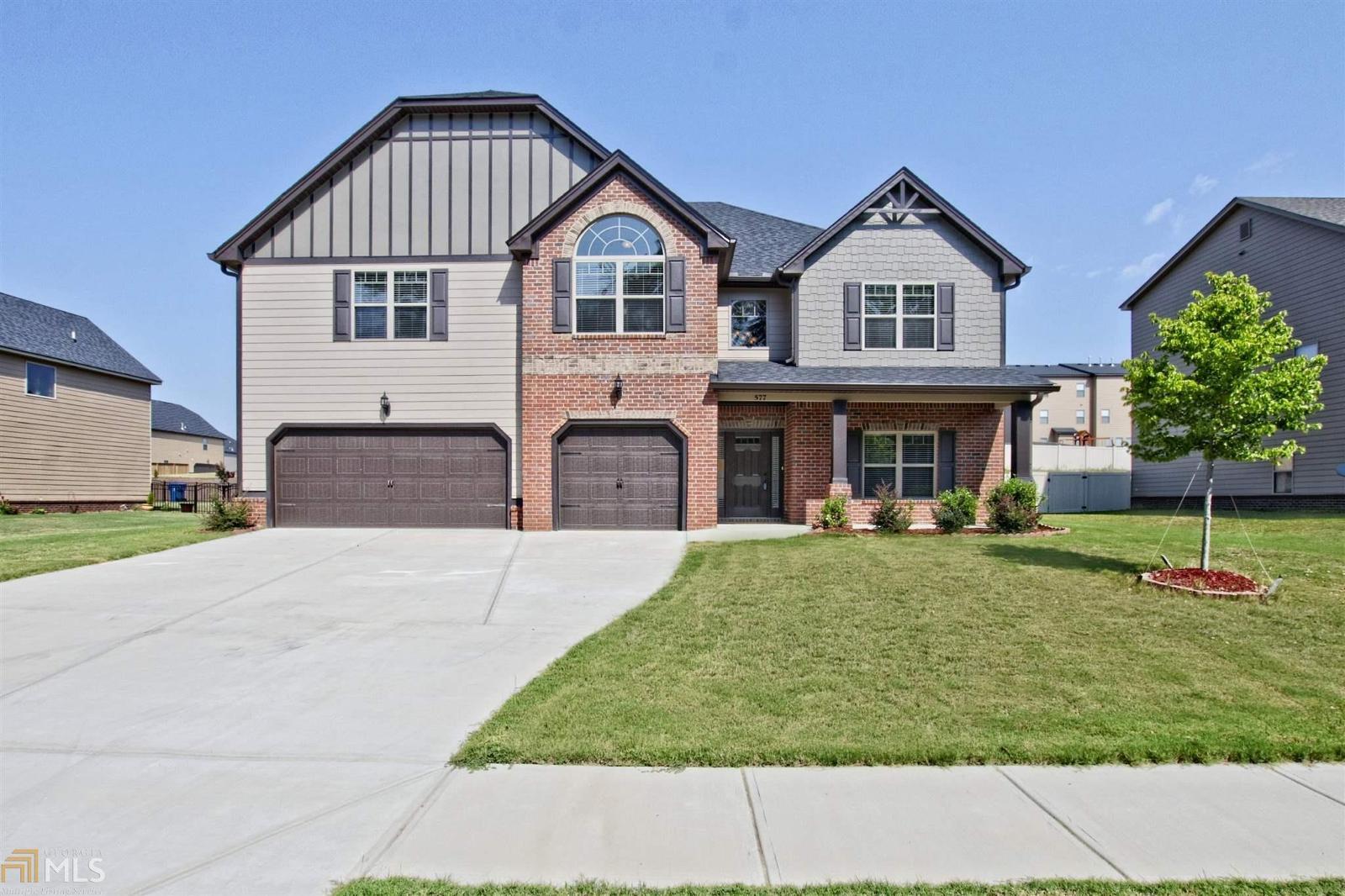 New Home Construction Grayson Ga