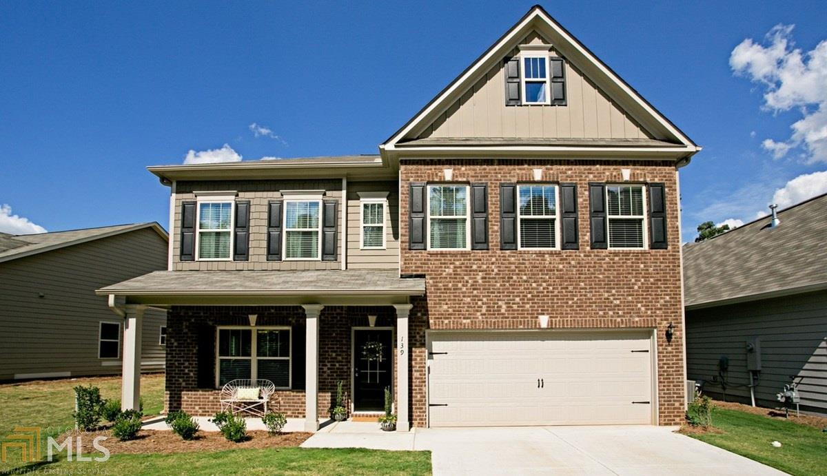 66 quail bend loop 201 dallas ga mls 08168534 for Custom home builders gainesville ga