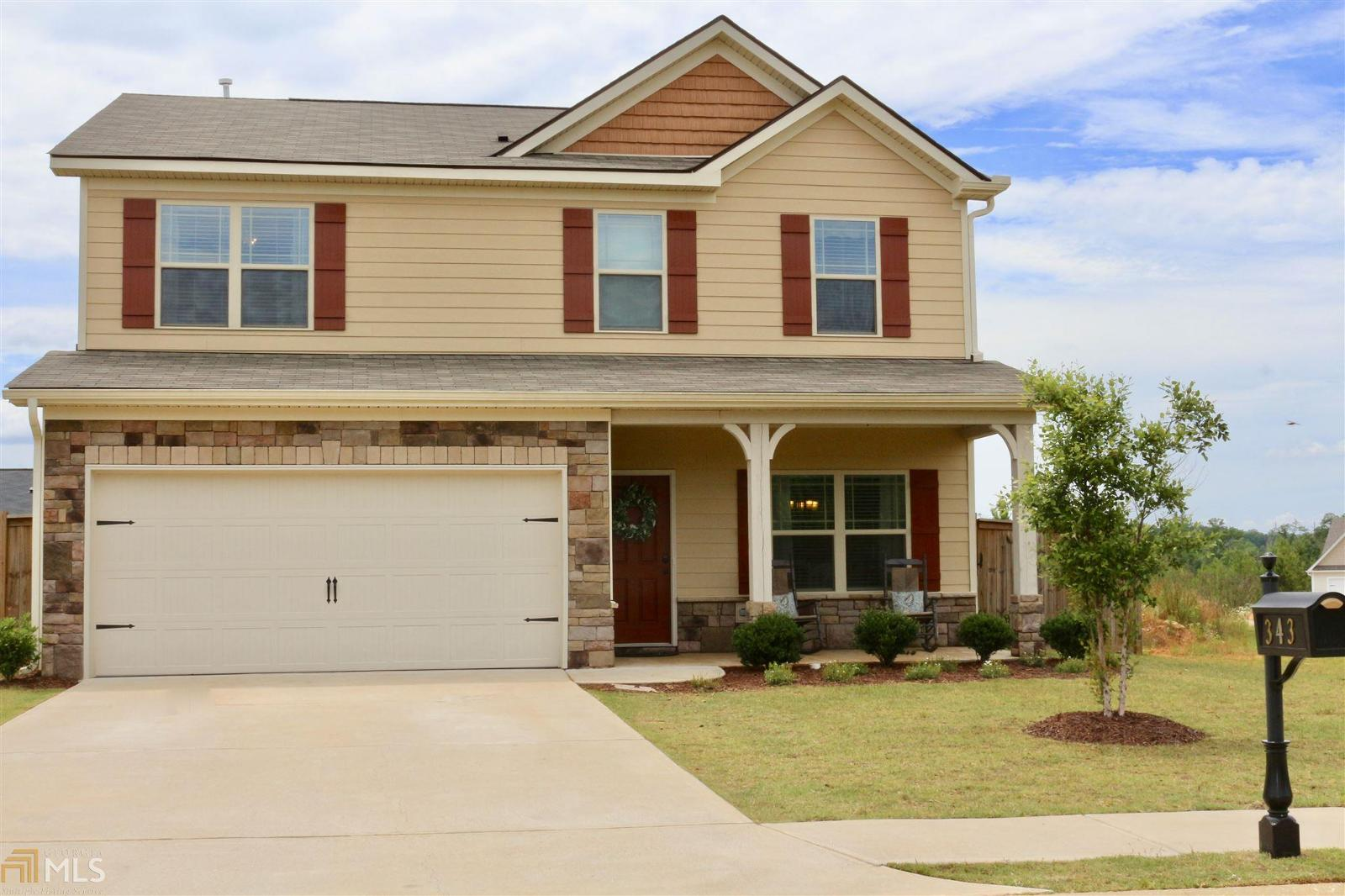 343 linman dr lagrange ga mls 8197372 better homes for Home builders lagrange ga
