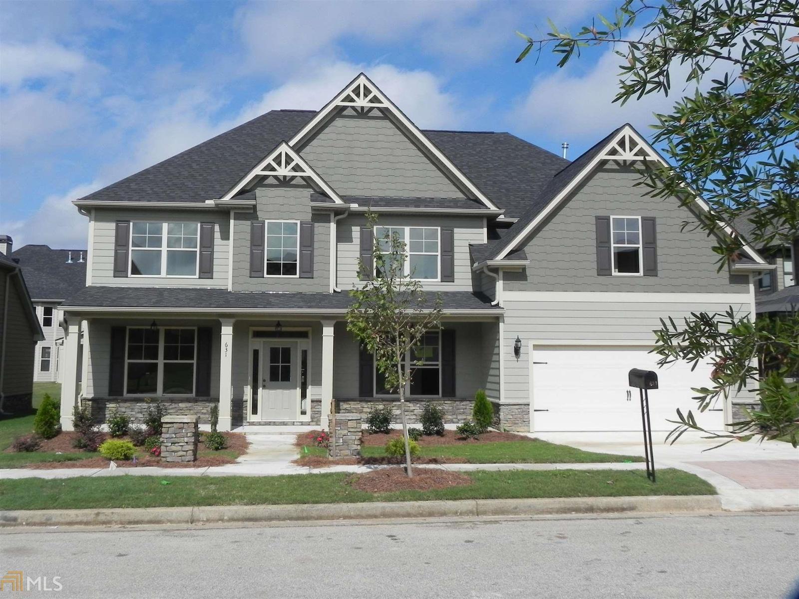 New Home Construction Loganville