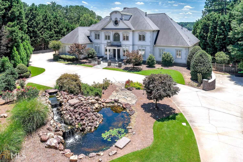 Homes For Sale In Lake Spivey Estates Ga
