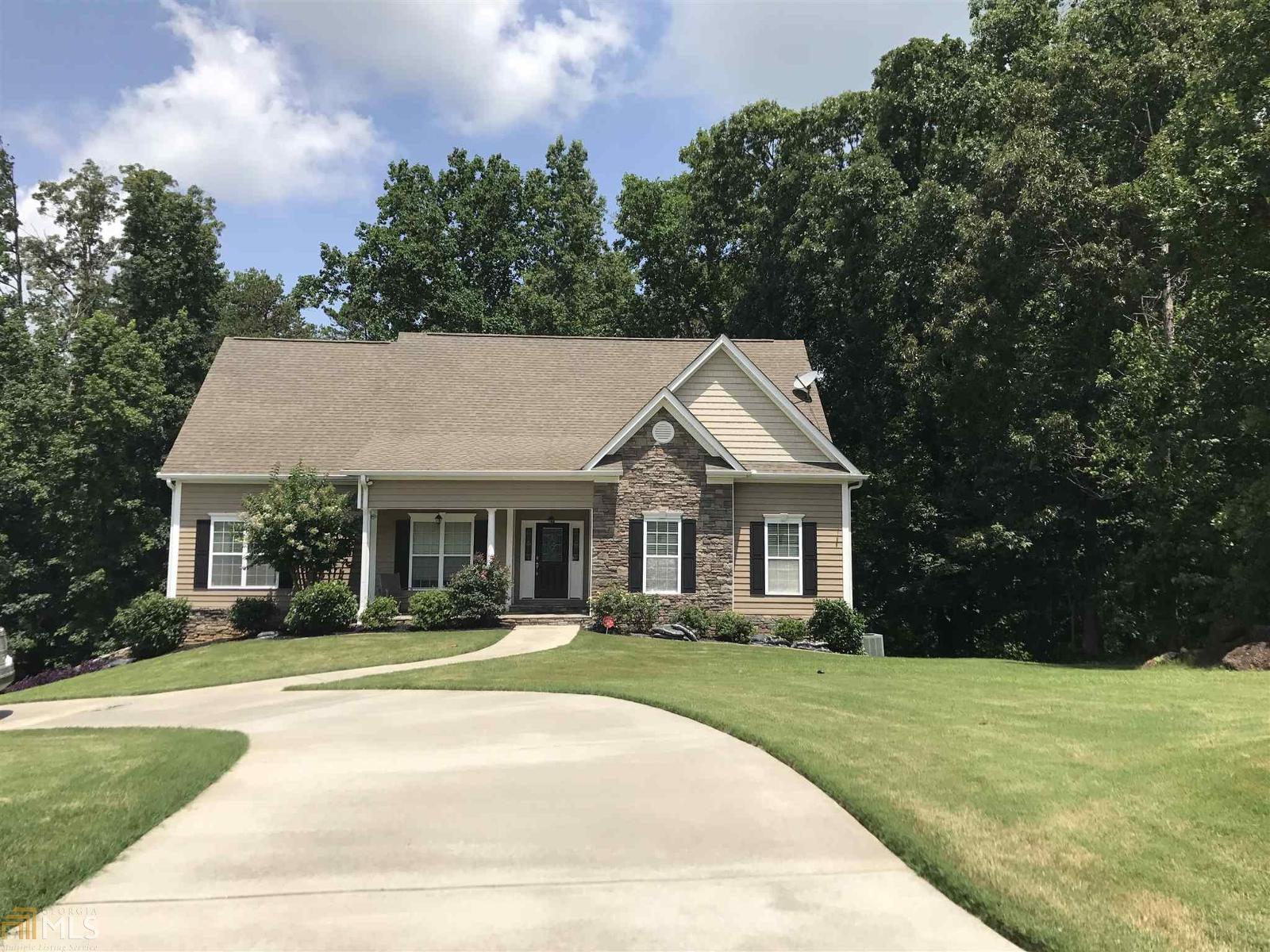 New Homes For Sale In Coweta County