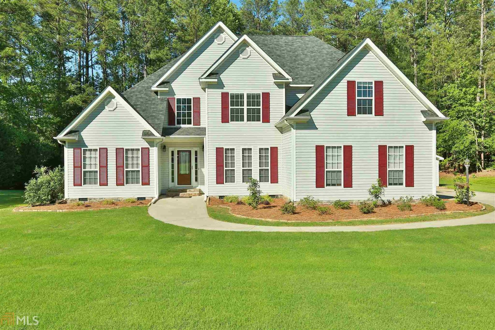 105 o dell rdg newnan ga mls 8254800 better homes Home builders newnan ga