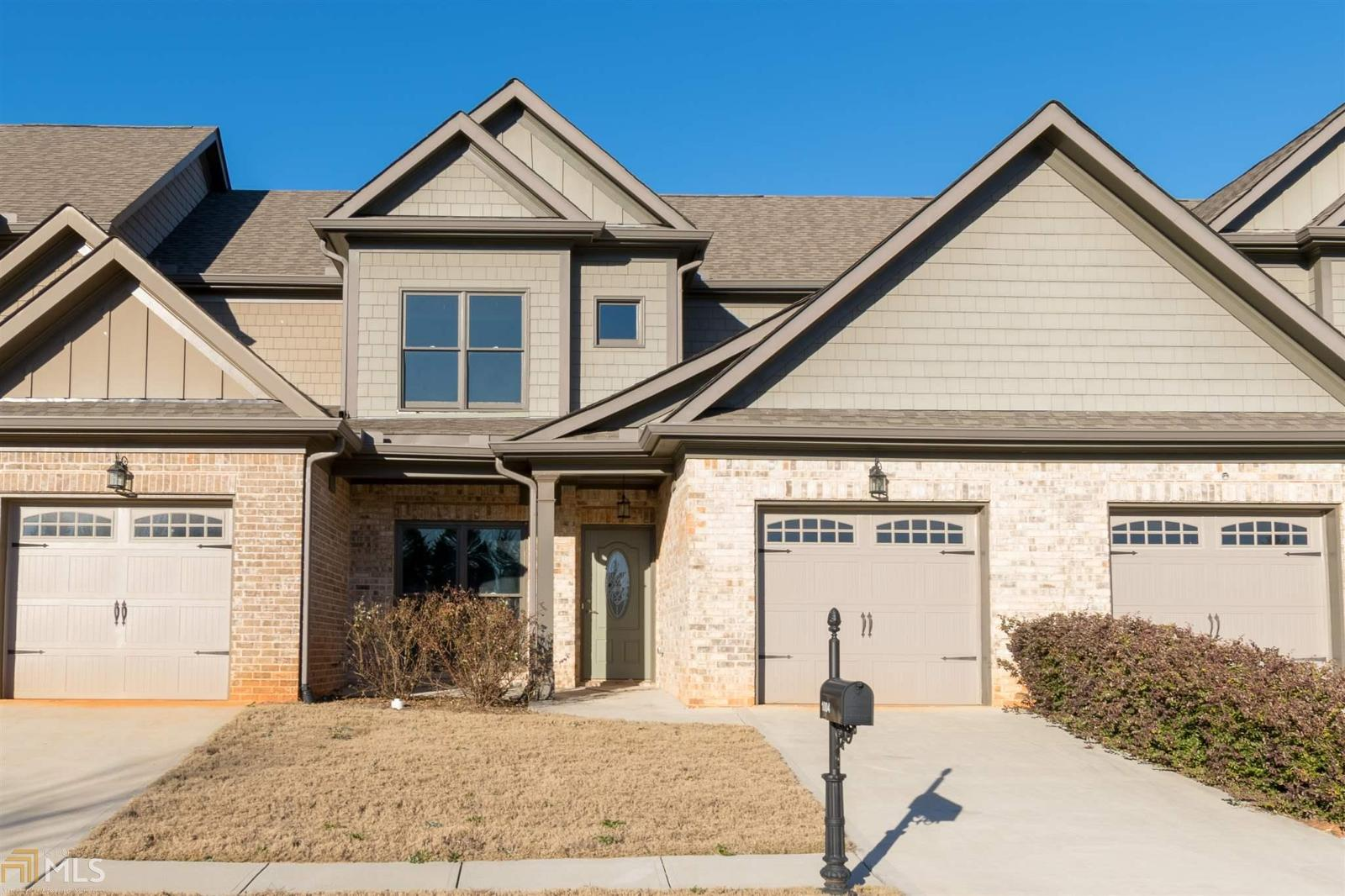New Homes For Sale In Statham Ga