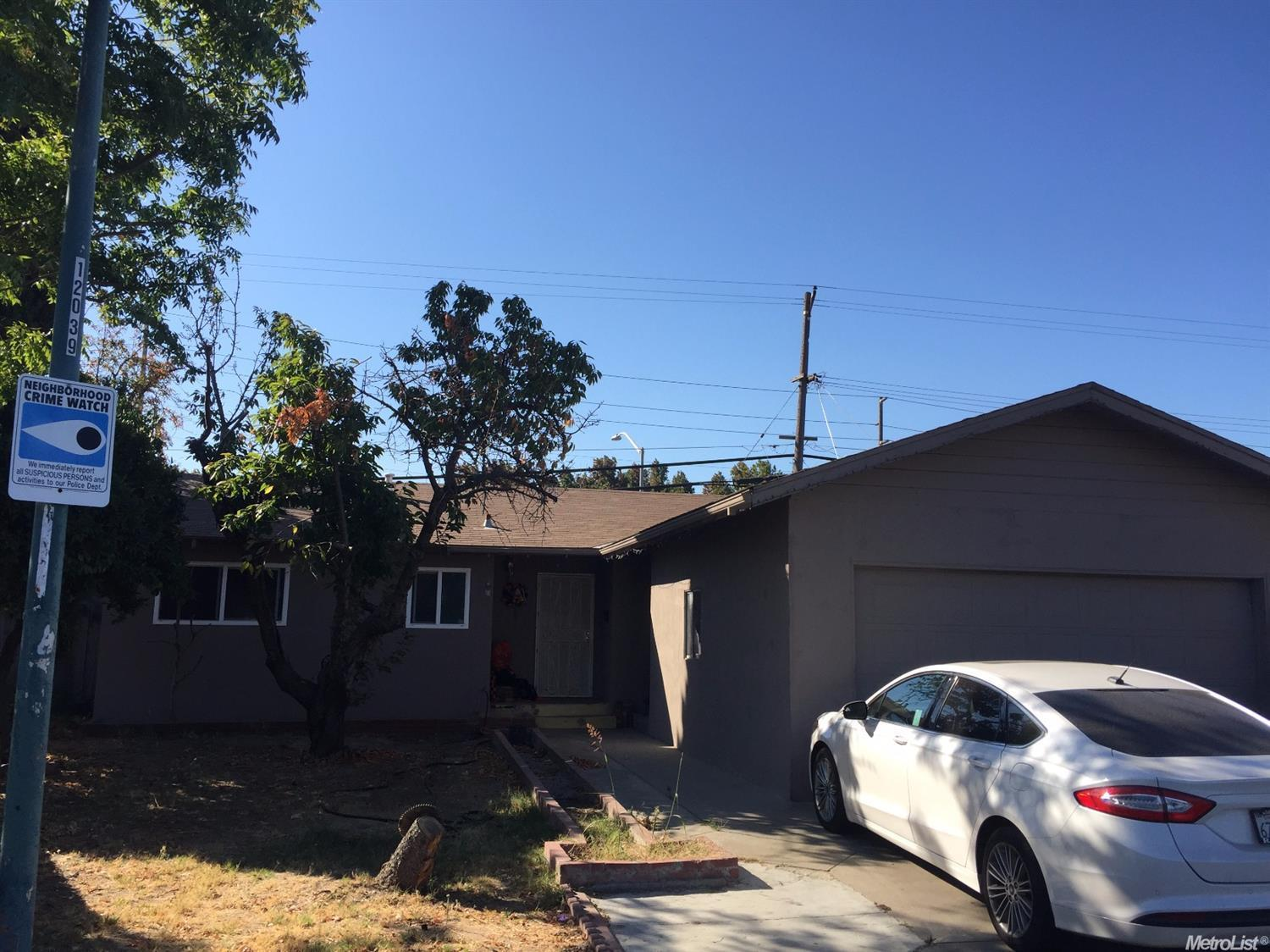 1830 waring way modesto ca mls 16068104 ziprealty for Gregory gardens elementary school