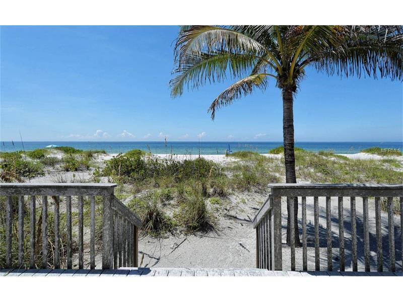 Longboat Key Beach House For Sale
