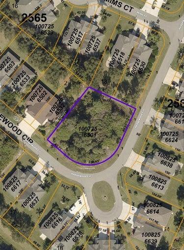 LND located at Hedgewood Circle