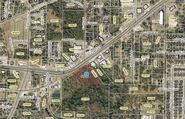 LND located at E North Boulevard
