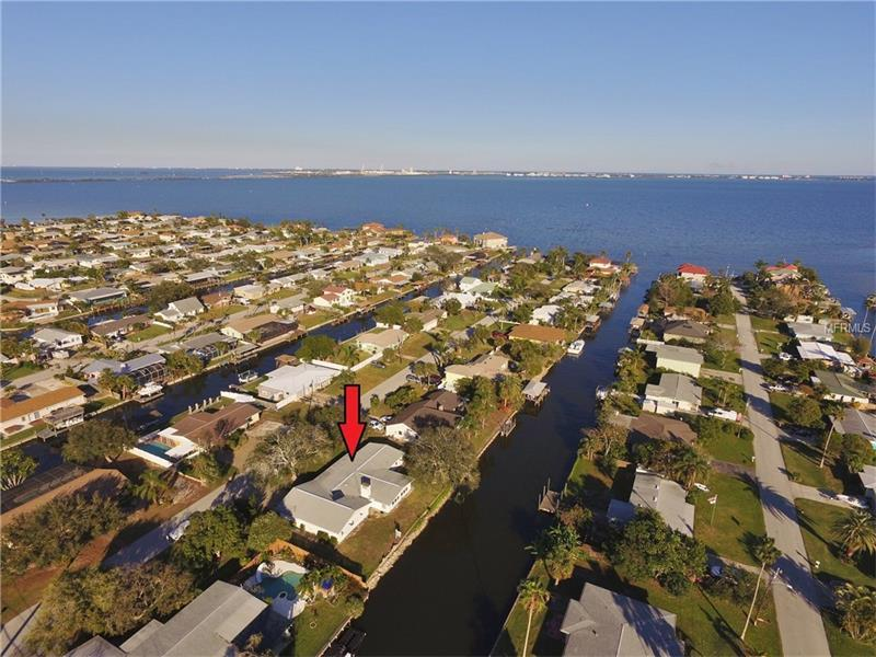 Bayside Street Merritt Island Fl