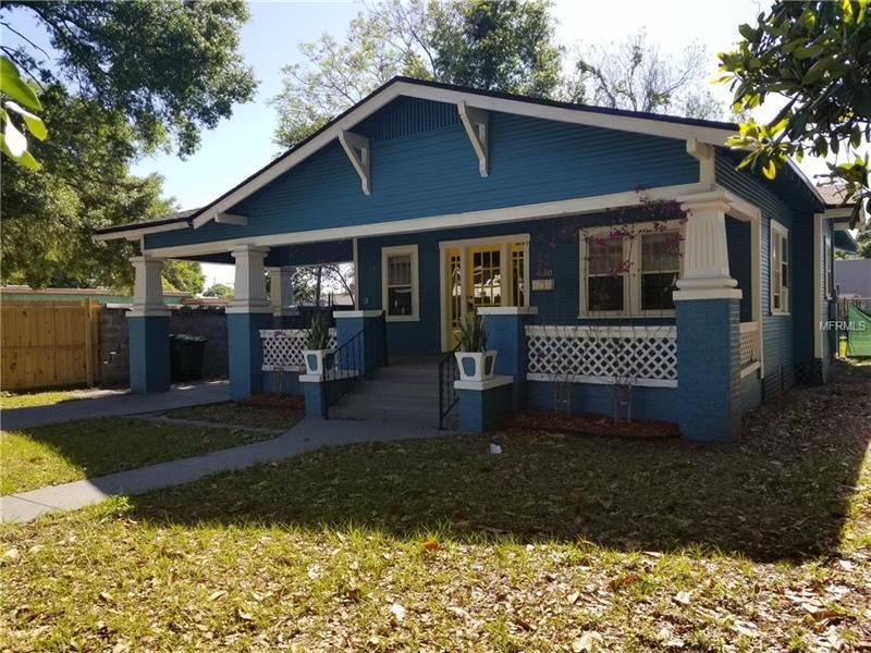 Local Southeast Seminole Heights FL Real Estate