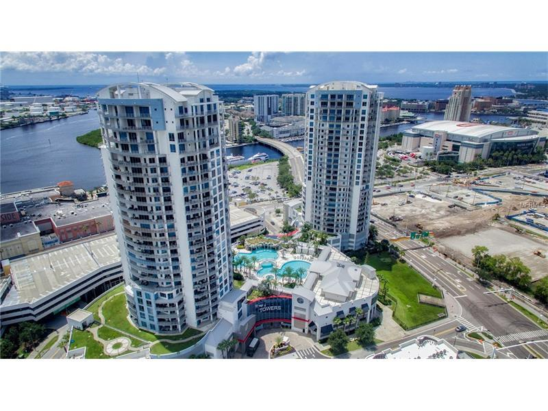 Towers Of Channelside Floor Plans: 449 S 12TH ST #2402, TAMPA, FL