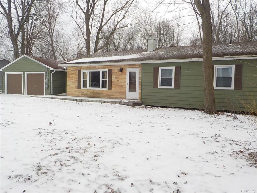 Local Real Estate: Homes for Sale — Thetford, MI — Coldwell Banker