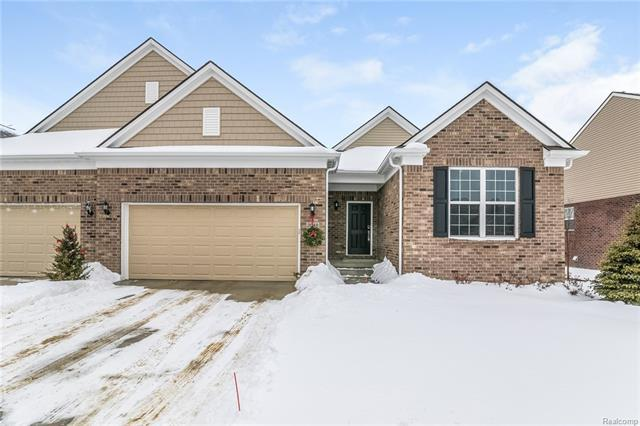 New Homes For Sale In Lake Orion Mi