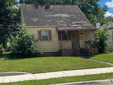 SFR located at 8526 Jackson Avenue