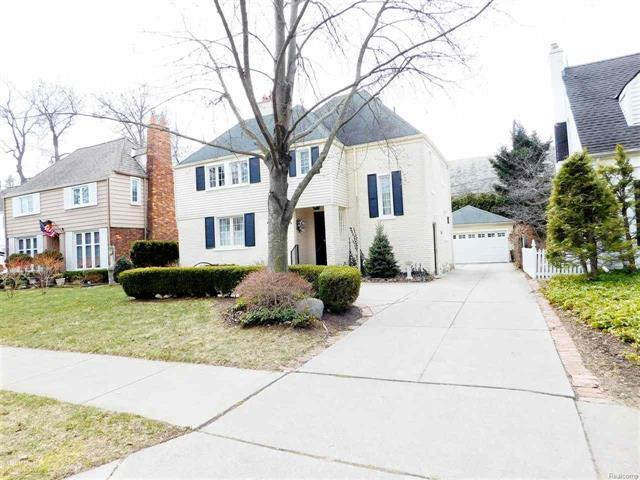Local Real Estate: Homes for Sale — Grosse Pointe Farms, MI ...