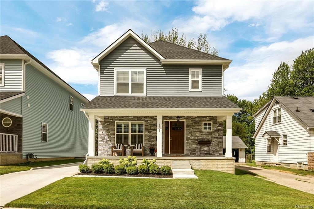 Local Real Estate: Homes for Sale — Pleasant Ridge, MI — Coldwell Banker