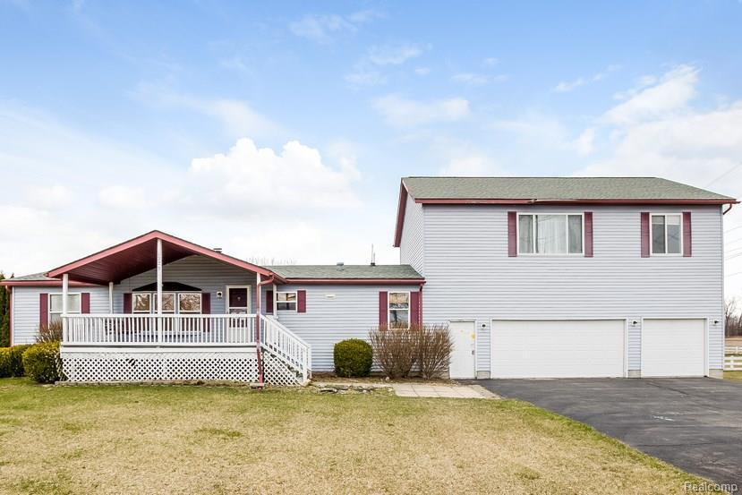 Local Real Estate: Homes for Sale — Dundee, MI — Coldwell Banker