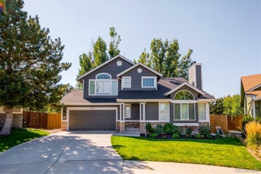 SFR located at 12695 S Mile Creek Court
