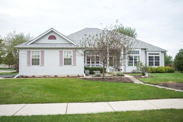 Pulte Homes Grande Reserve Riverton 1367524 Yorkville Foreclosure Home For Sale 2501 Alan Dale