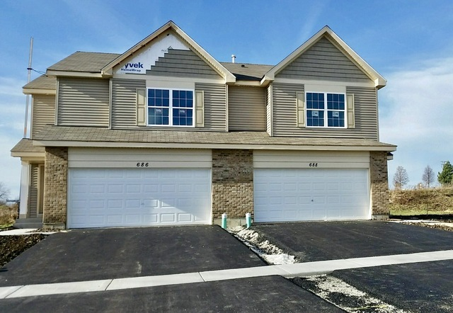 New Construction Homes In Romeoville Il