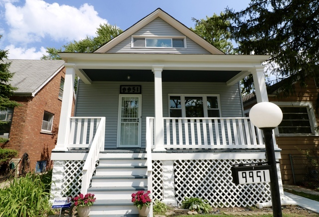Homes For Sale In Washington Heights Il