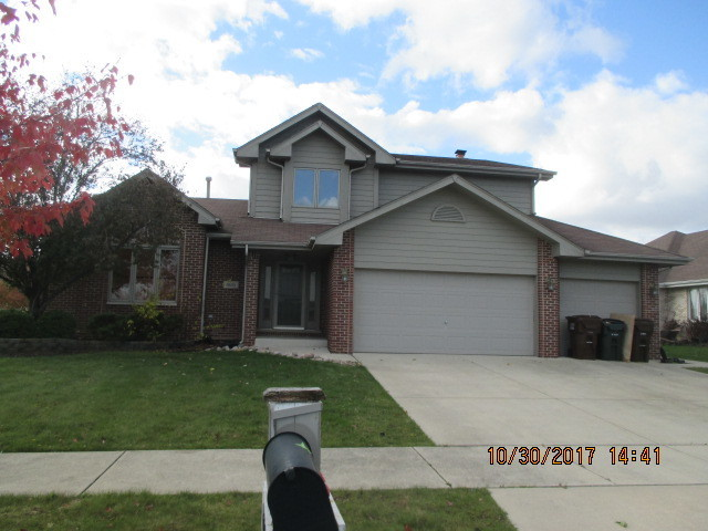8616 Bangor Dr Tinley Park Il Mls 09800016 Ziprealty
