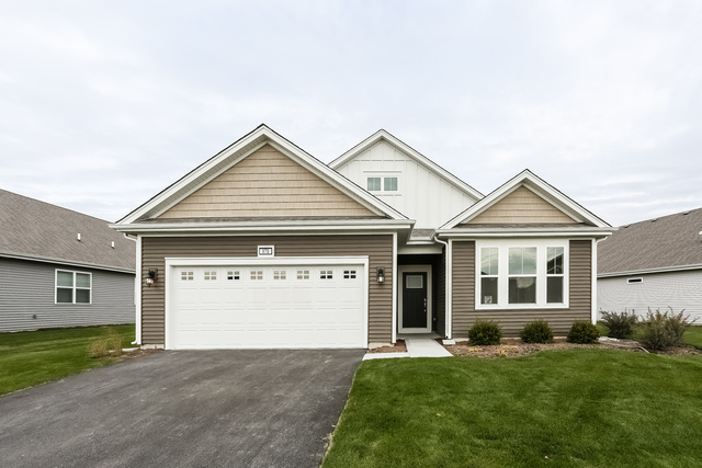 New Homes For Sale Pingree Grove Il