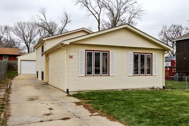116 N Channel Dr Round Lake Beach Il Mls 09824292