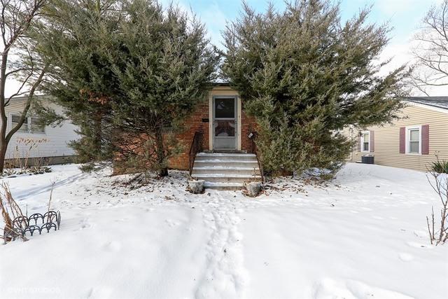 Home For Sale  S Park Street Westmont Il