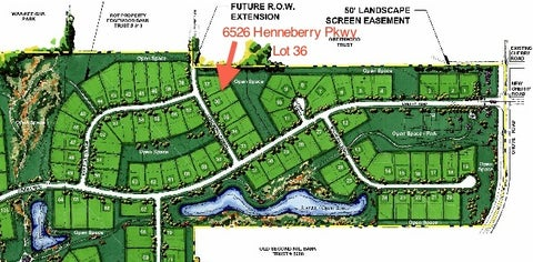 Lot 36 Henneberry Parkway