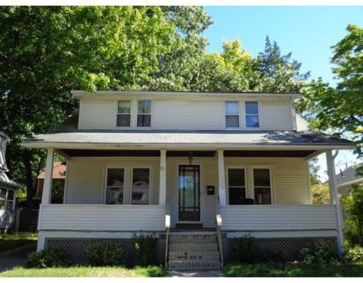 Homes For Sale In Forest Park Springfield Ma