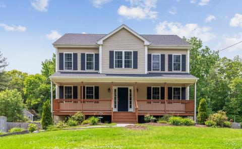 Local Real Estate: Homes for Sale — Attleboro, MA — Coldwell Banker