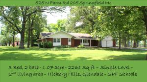 SFR located at 525 North Farm Road 205
