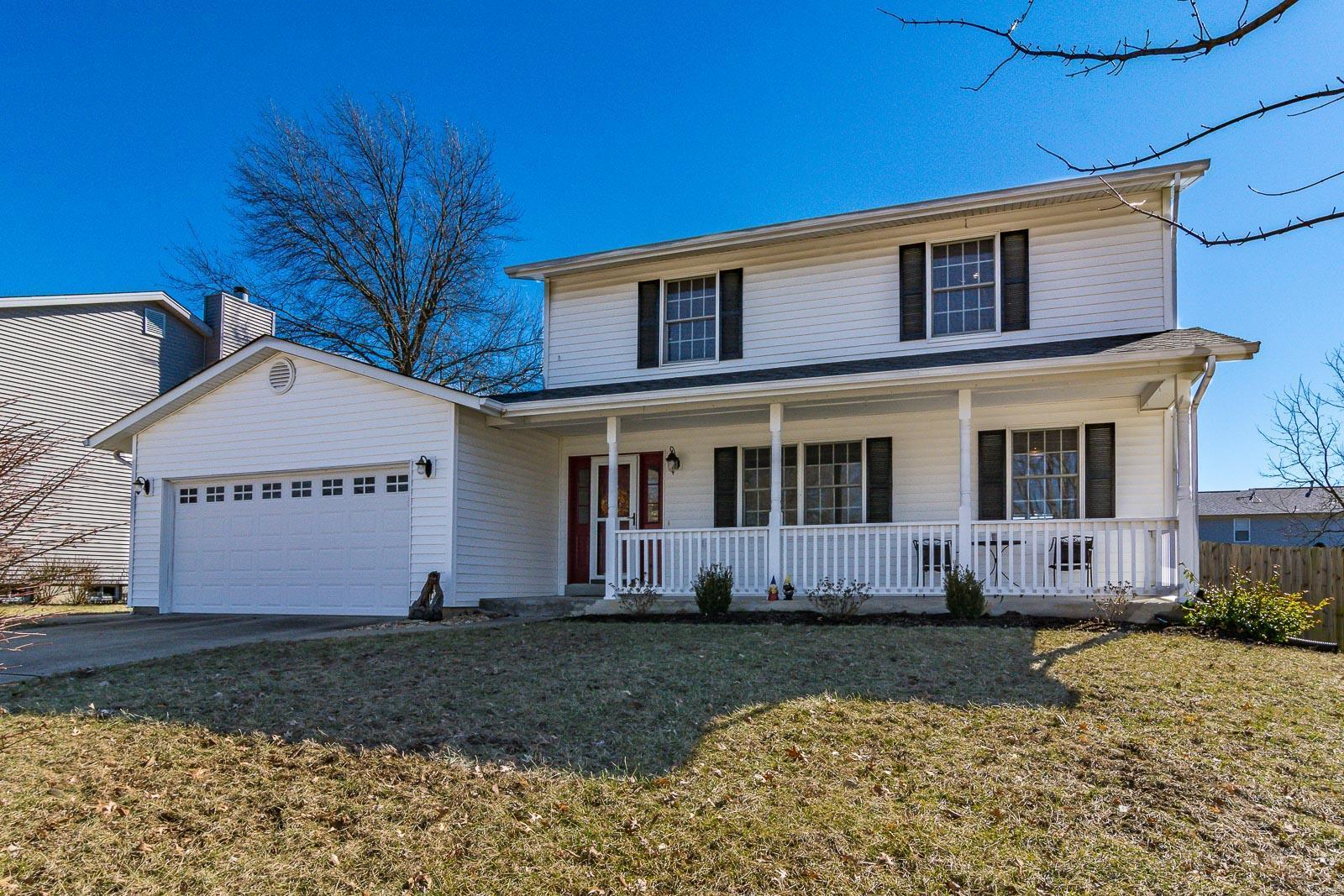 4138 Golden Wheat Dr Saint Charles Mo Ziprealty
