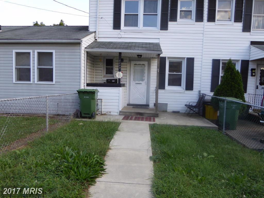 4809 Orville Ave Baltimore Md Mls Ba10082093 Ziprealty