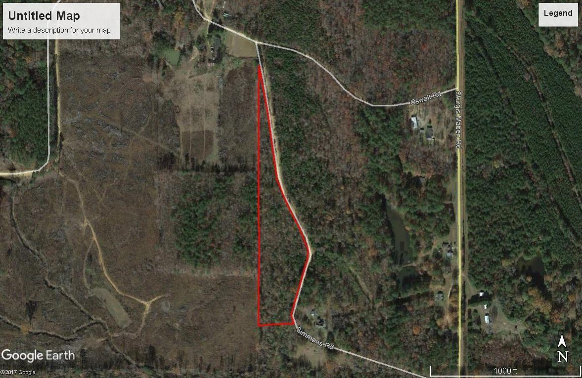Simmons Rd, Sturgis, MS — MLS# 18_459 — Coldwell Banker