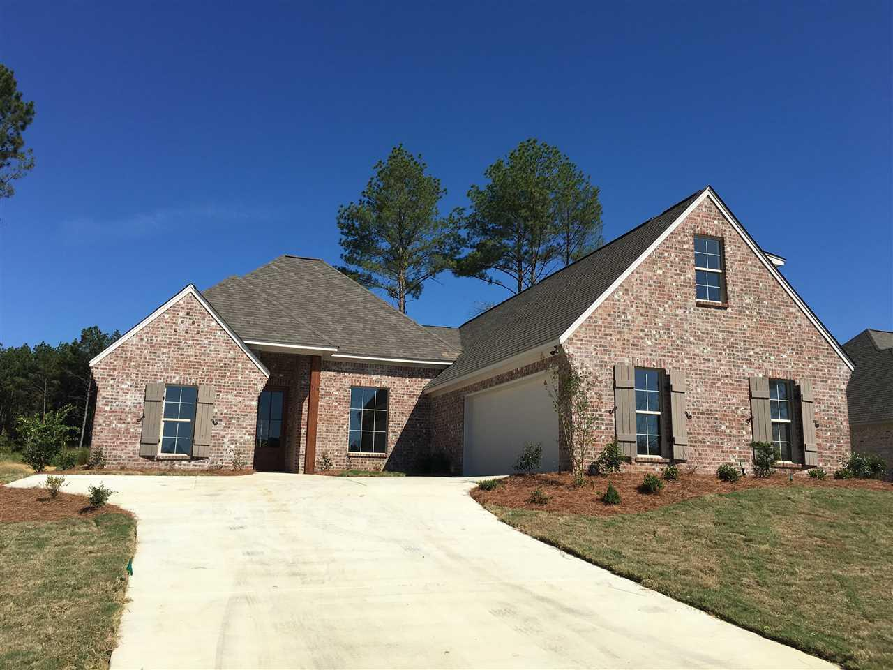 118 murrell dr madison ms mls 290889 era for Home builders madison ms