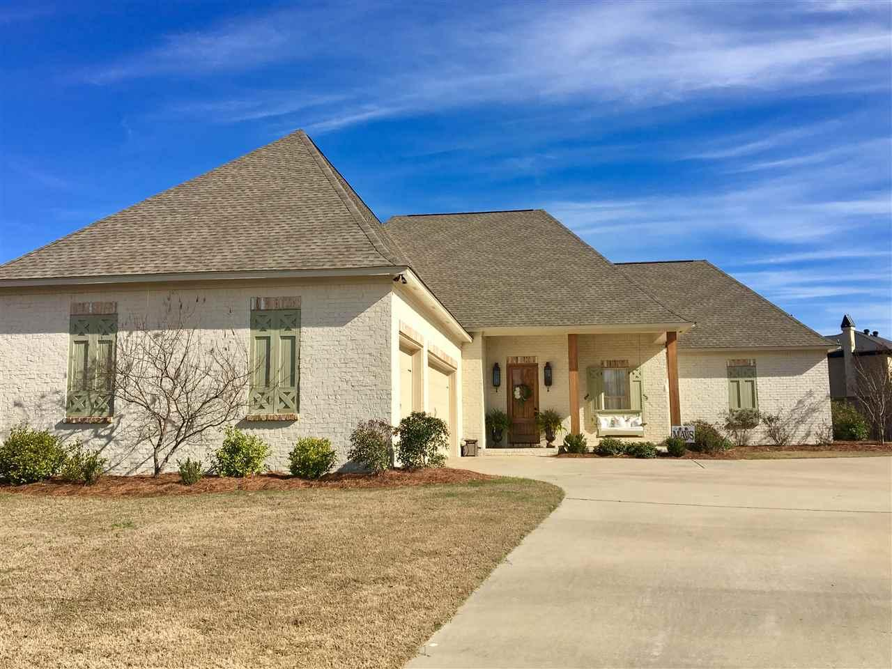 104 burne run madison ms mls 293438 era for Home builders madison ms