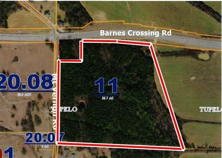 Barnes Crossing (loop) & M.v. Road W, Tupelo, MS — MLS# 17 ...