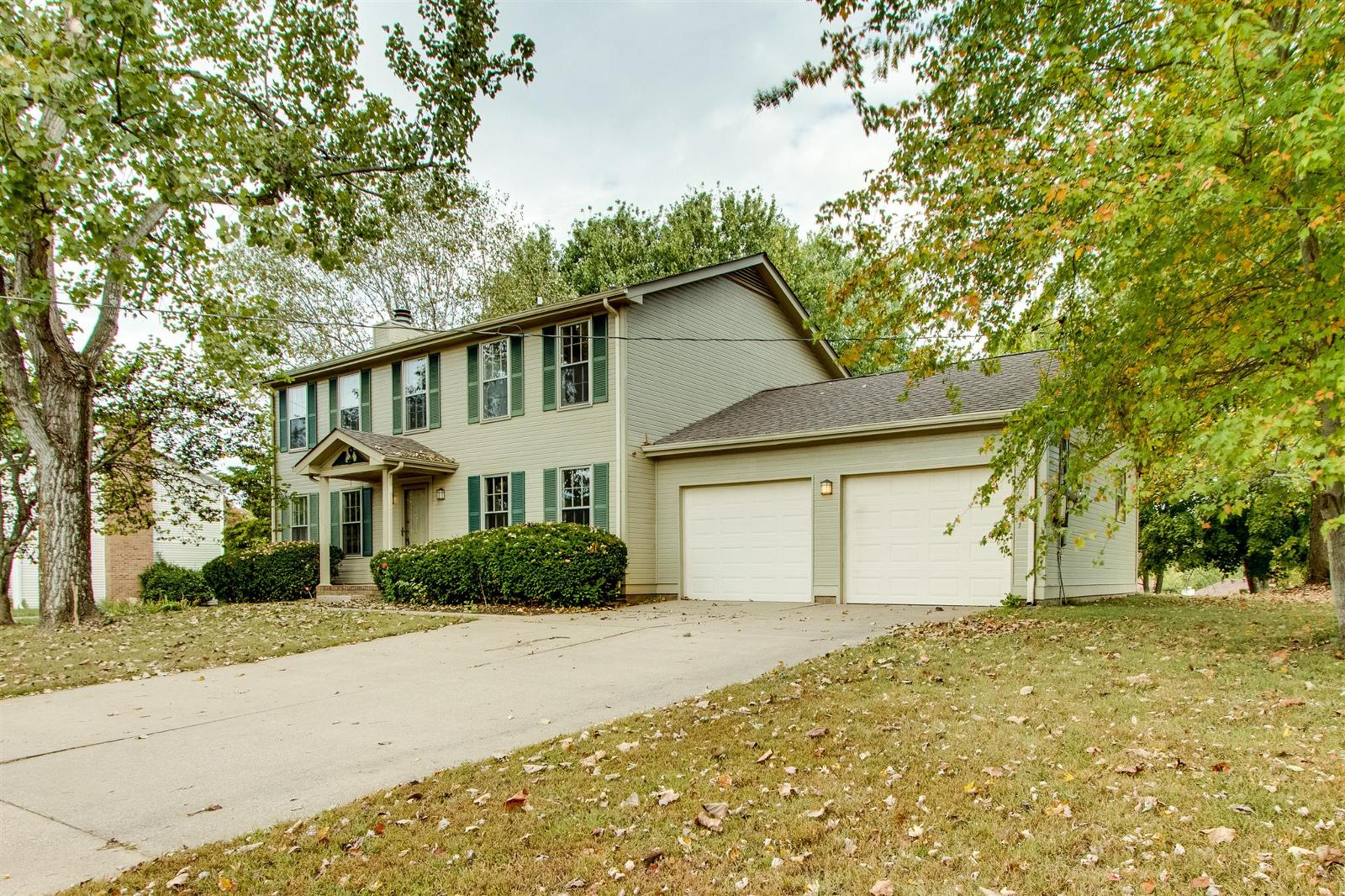 612 glenstone springs dr clarksville tn mls 1773130 era for Home builders clarksville tn